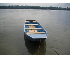 Izrada metalnih čamaca