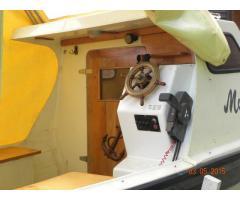 Čamac sa kabinom i Tohatsu 15 KS