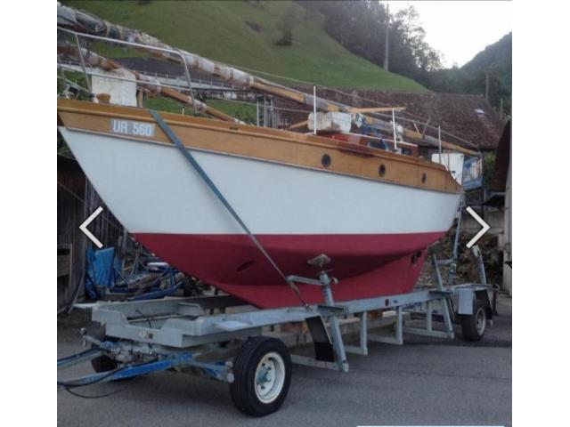Jedrenjak iz prošlosti