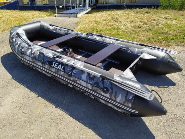 Gumeni čamac SEAL - 320 Classic Ribolov